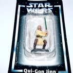 DeAgostini Star Wars figurine collection issue  42 Qui-Gon Jinn mosc @sold@